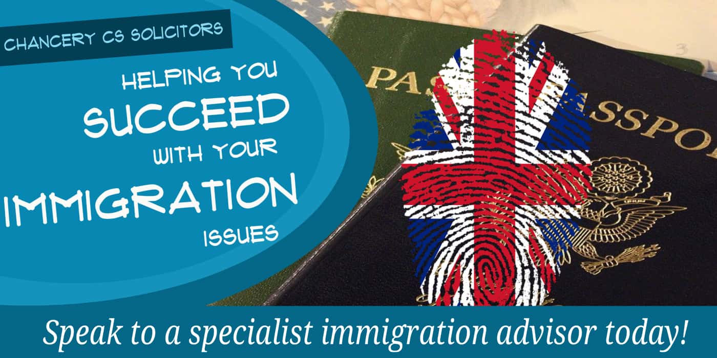 Chancery CS solicitors are specialist and experienced immigartion lawyers with high success rate in immigration cases